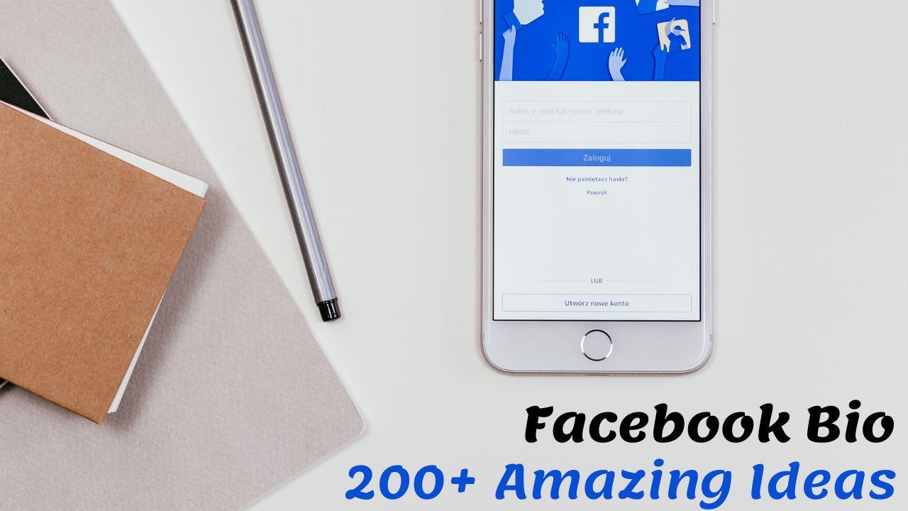 Best Bio For Fb 200 Amazing Facebook Bio Ideas Girls And Boys