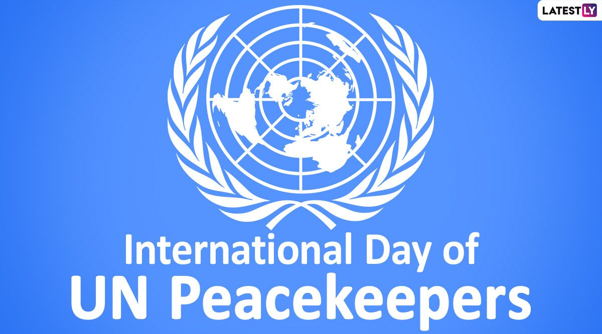 International Day Of Un Peacekeepers 2020 Date Theme Know The History And Significance Of The Day That Honours People Who Lost Their Lives For The Cause Of Peace