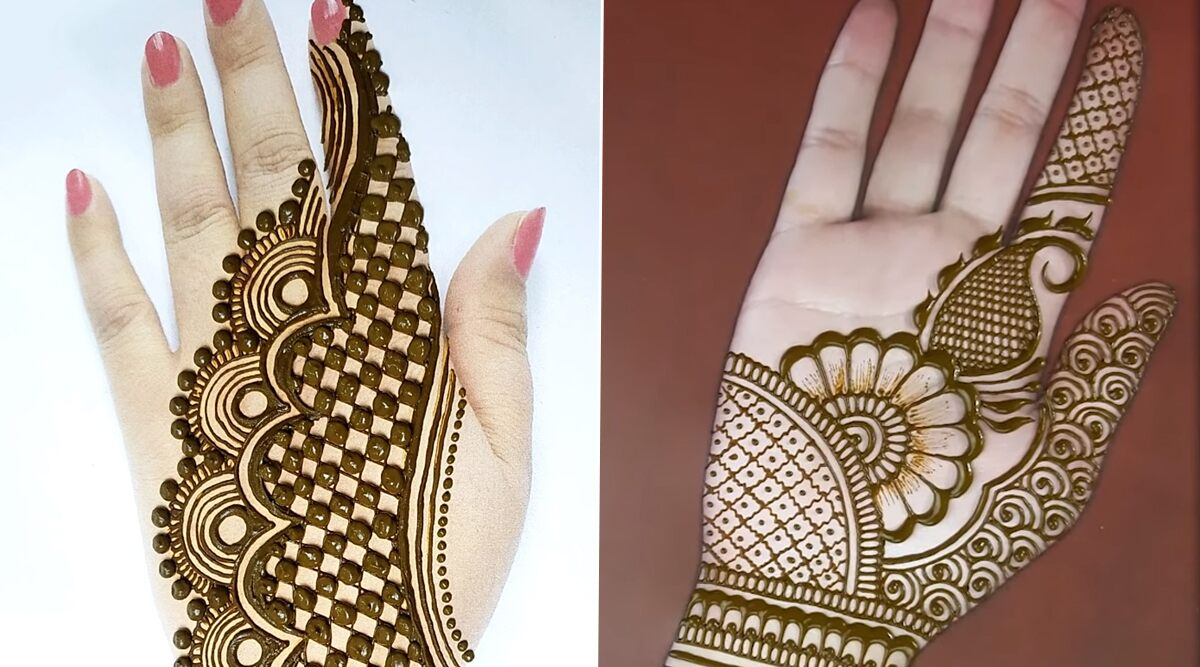 mehndi design simple and easy 2021