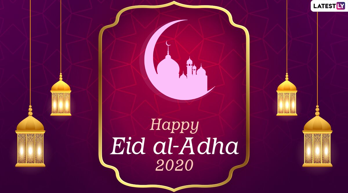 Hari Raya Haji 2020 Greetings Eid Al Adha Hd Images Selamat Hari Raya Haji Wishes Whatsapp Stickers Bakrid Facebook Messages Gif And Sms To Celebrate The Festival Of Sacrifice