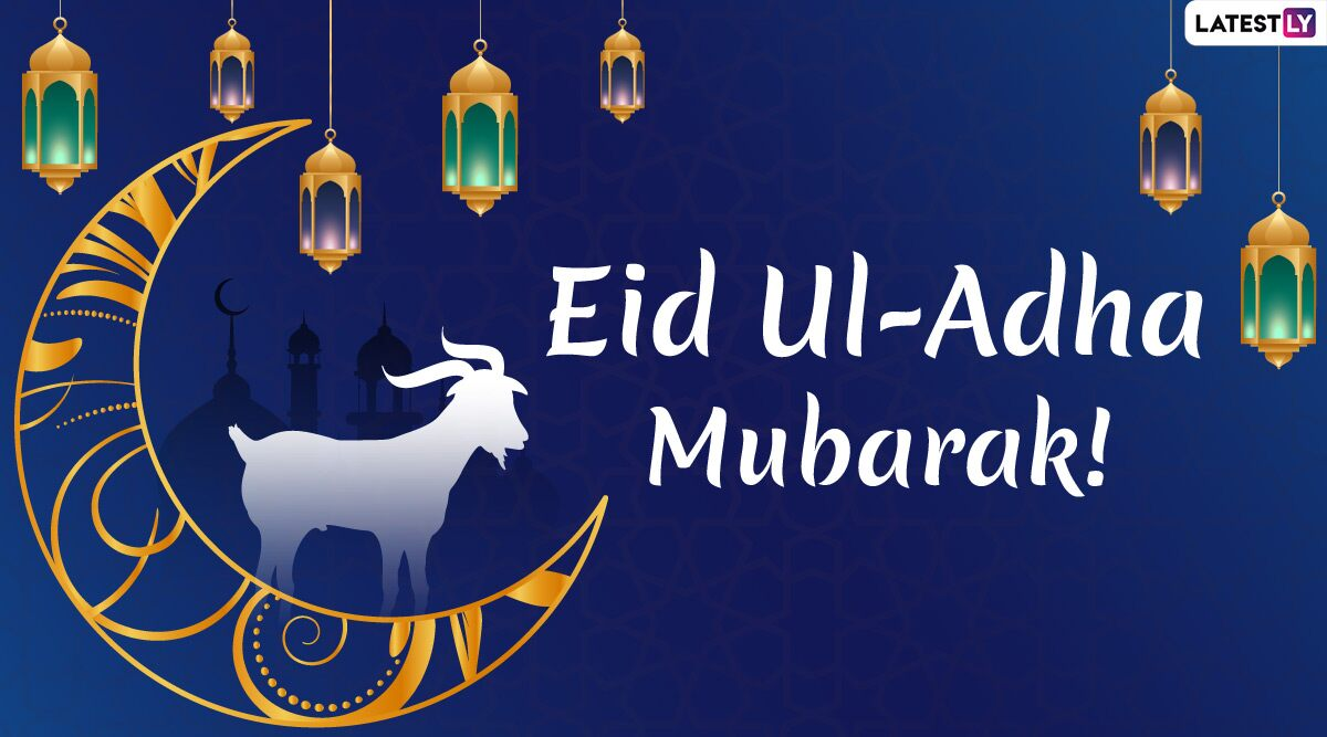 Hari Raya Haji 2020 Wishes Eid Al Adha Hd Images Whatsapp Stickers Facebook Messages Gifs Wallpapers And Instagram Stories To Send On Bakrid Festival