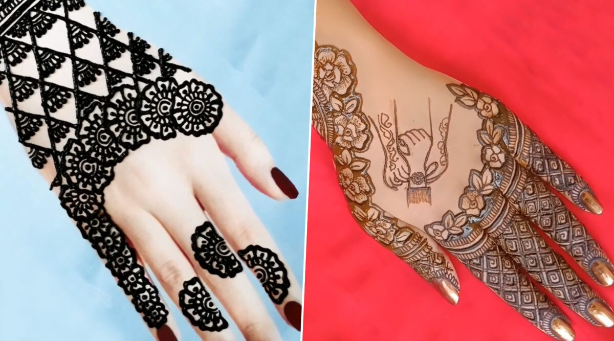 mehndi design for raksha bandhan 2021