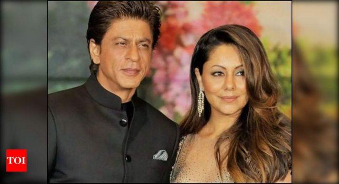 Shah Rukh Khan and Gauri Khan's aww-dorable social media banter over refurbishing his office room is all things love | Hindi Movie News