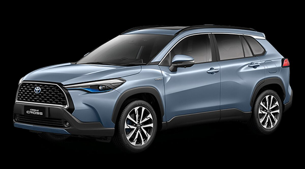 Toyota Corolla Cross Suv Launched Check Prices Features Variants Specifications