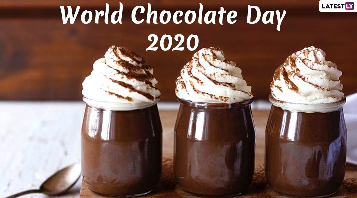 World Chocolate Day 2020 Enjoy Healthy Dark Chocolate Avocado Pudding Guilt Free With This Recipe Watch Video