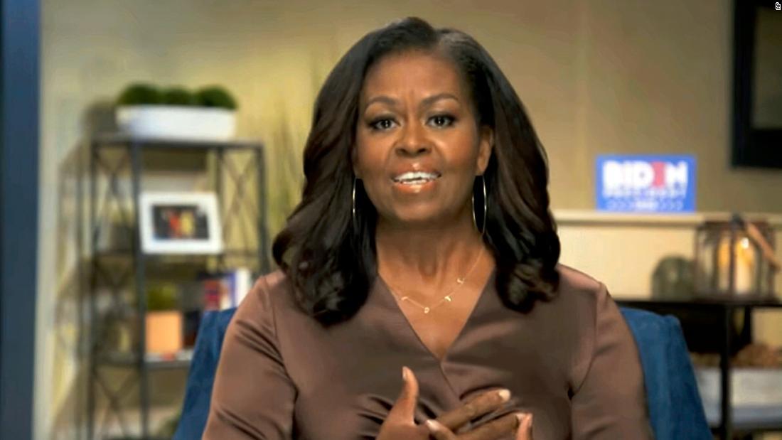 Michelle Obama Sends Message To GA Voters