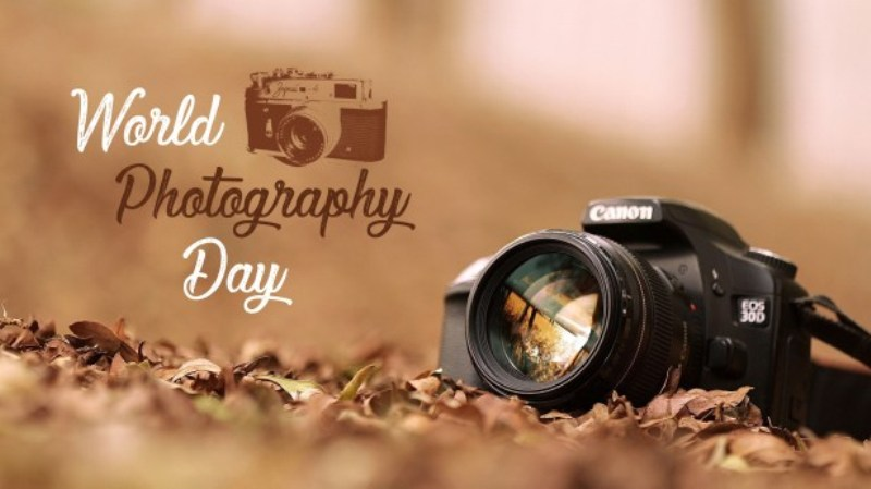 World Photography Day 2021 Images Quotes Wishes Pictures Status Posters Messages