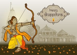 Happy Dussehra Wallaper