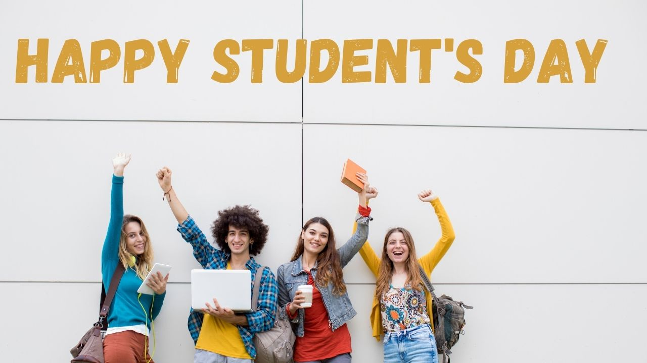 Happy World Students Day 2021: Wishes, Images, Quotes, Greetings, Messages,  Status, Photos to Share