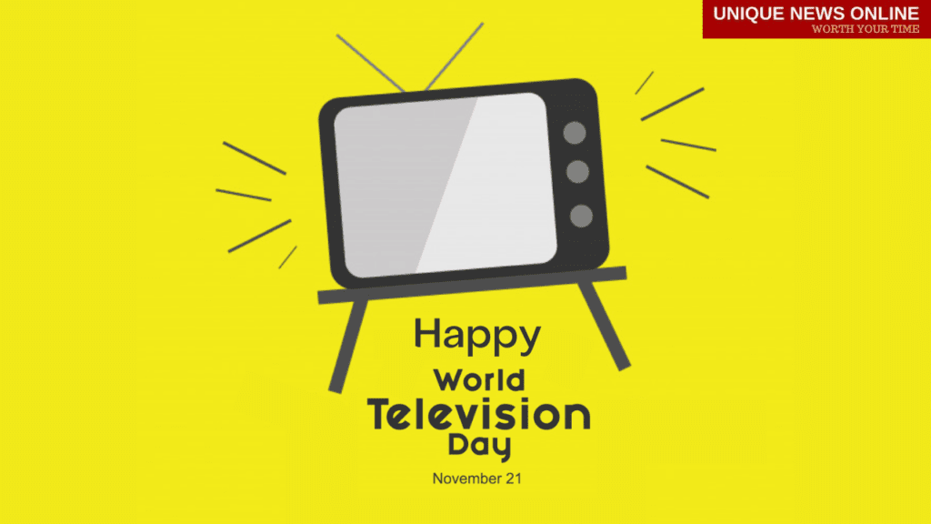 Happy World Television Day November 21 Images