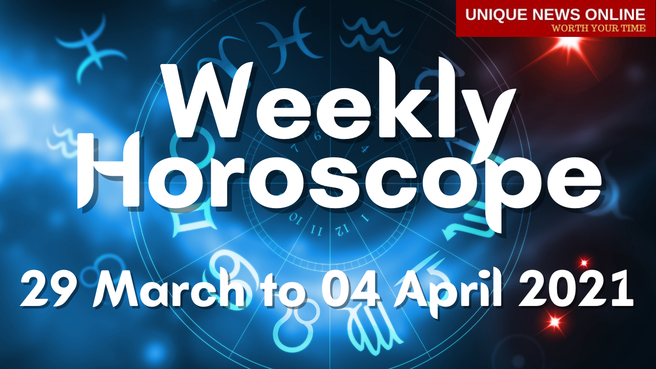برجك الأسبوعي من 29 مارس إلى 04 أبريل 2021 تحقق من التنبؤ الفلكي للحمل الأسد السرطان الميزان برج العقرب برج العذراء وعلامات زودياك الأخرى هذا الأسبوع